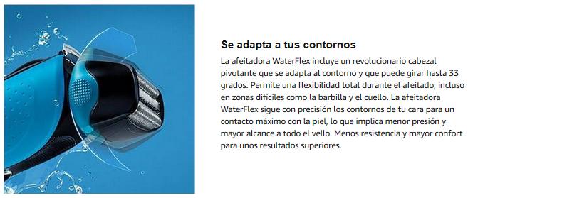 adapta contornos braun water flex