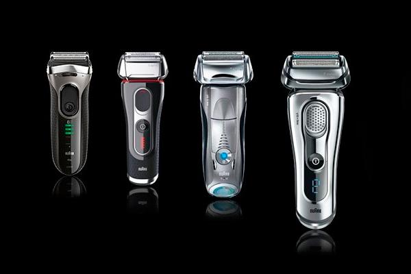afeitadoras y maquinillas braun