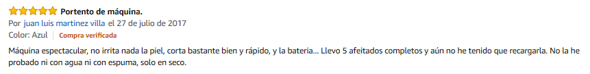 amazon opiniones wf2s