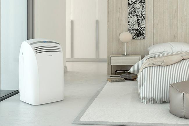 aire acondicionado portátil sin tubo exterior