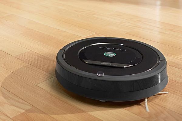 robot de limpieza roomba