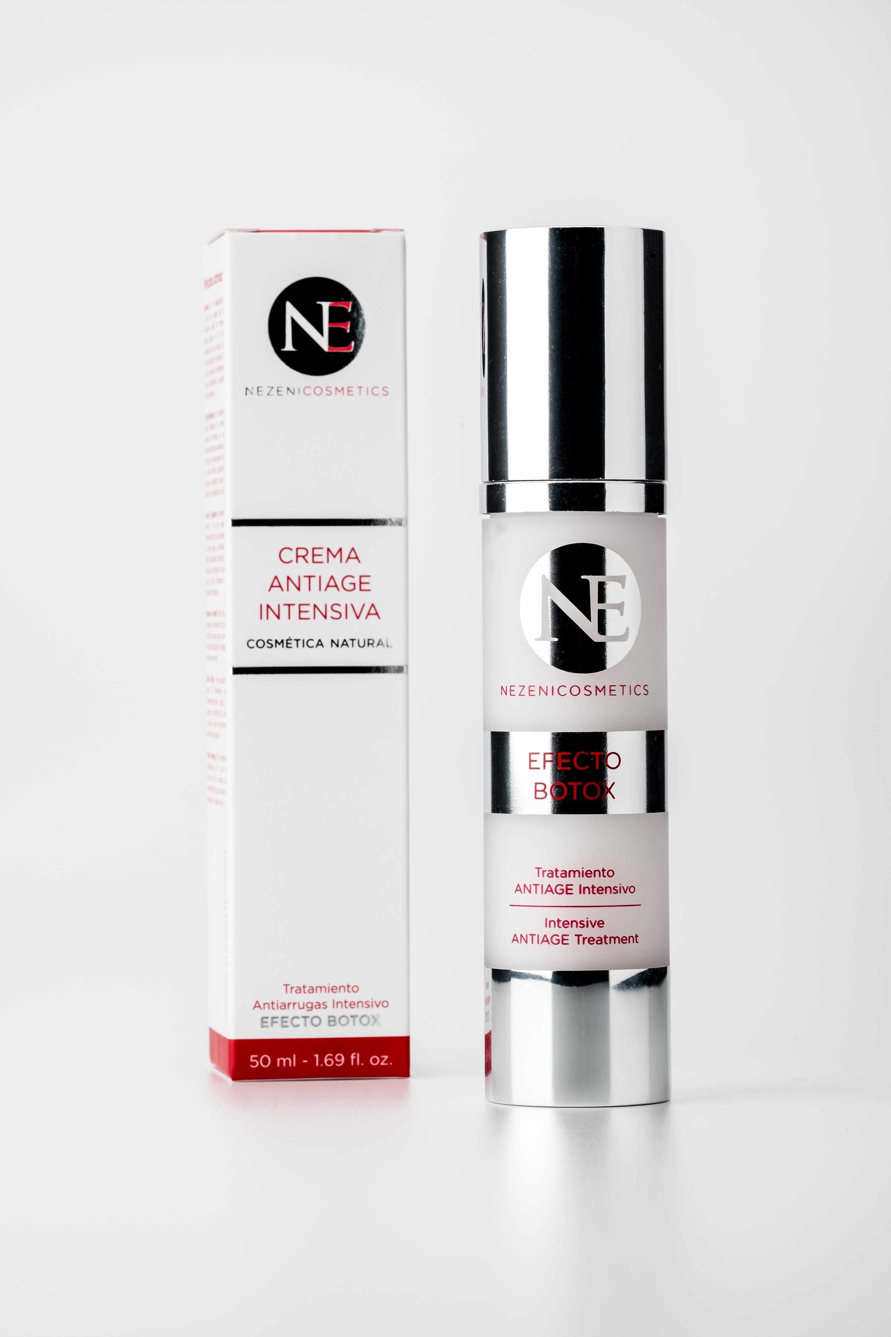 Nezeni Antiage efecto botox