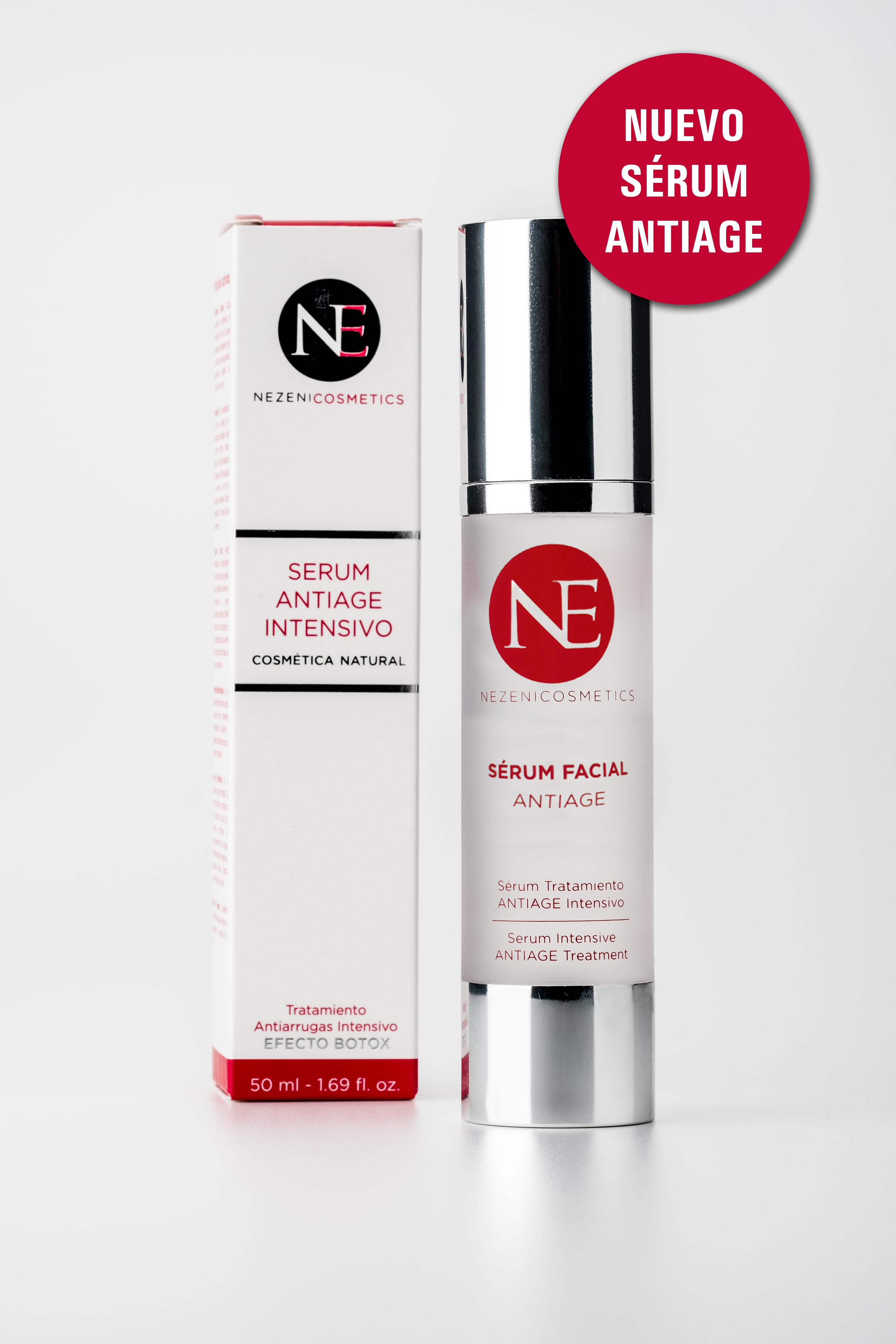 serum antiage nezeni cosmetics nuevo