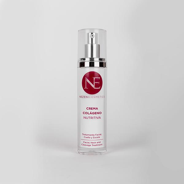 Crema Colágeno Nezeni Cosmetics