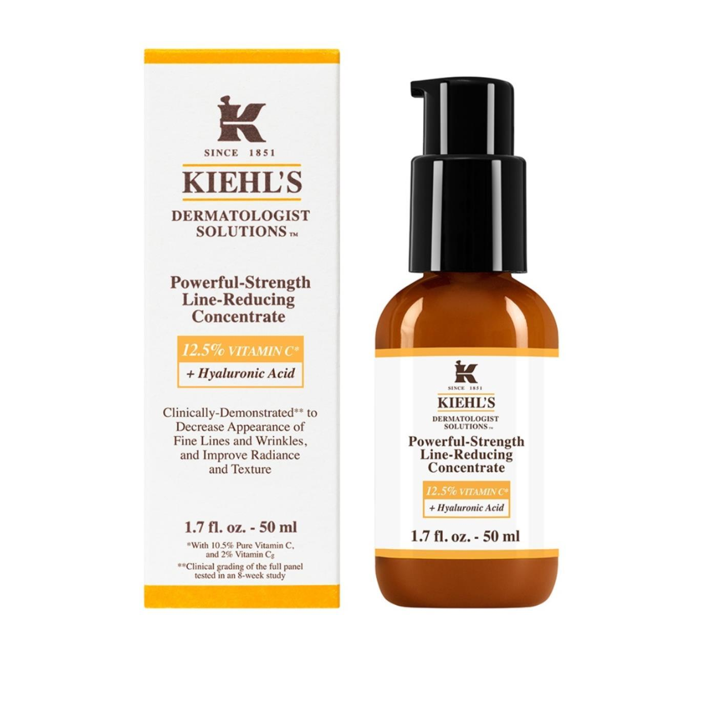 kiehls serum vitamina c
