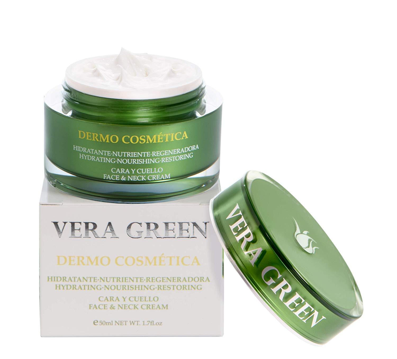 crema aloe vera vera green