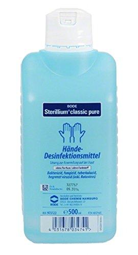gel hidroalcoholico Sterillium