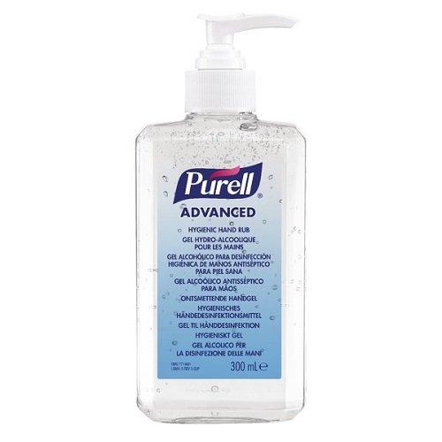 gel hidroalcoholico purell