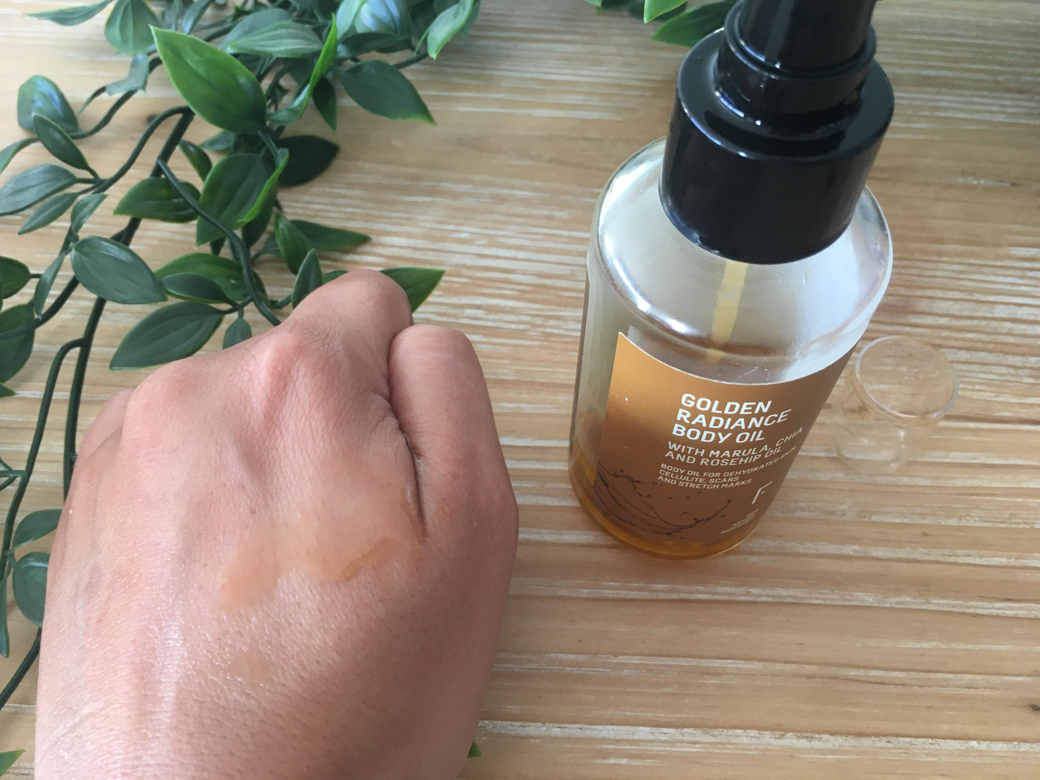 textura aceite